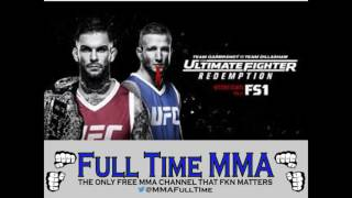 TUF 25 Redemption Recap - Episode 11