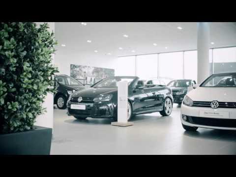 New Volkswagen Flagship UK Showroom