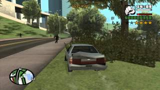 Minimal Skills 1 - GTA San Andreas - (In the Beginning missions 1 & 2): In The Beginning & Big Smoke