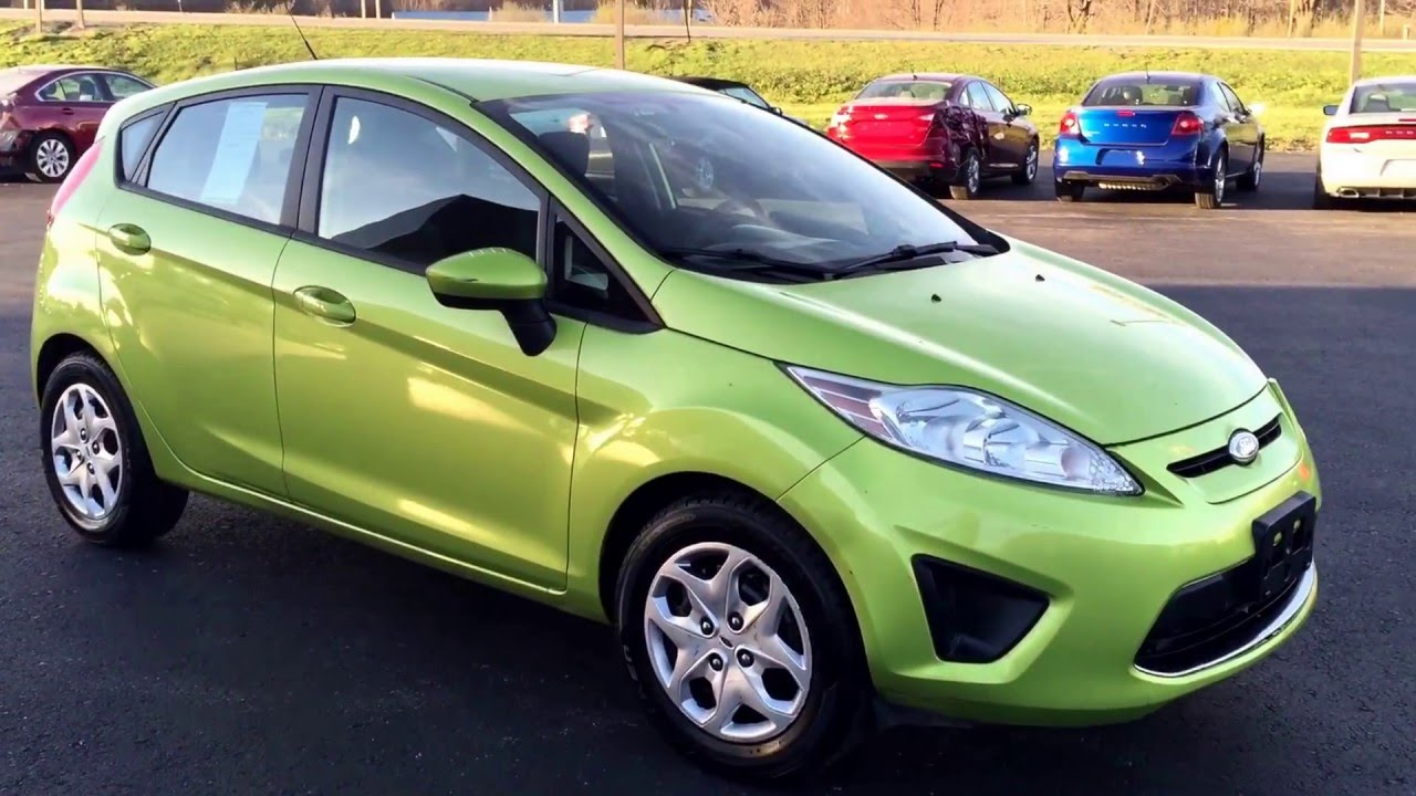 2011 ford fiesta green salvage near pittsburgh pa youtube rh youtube com green ford fiesta zetec green ford fiesta bloomington indiana