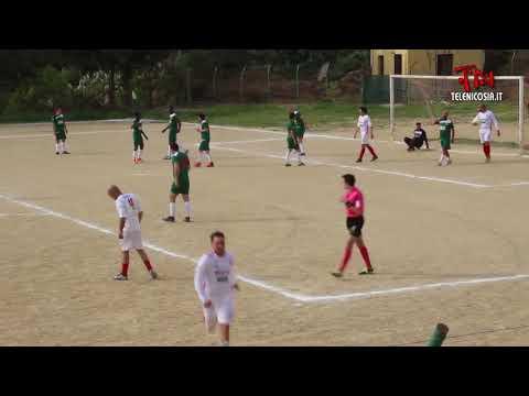 Calcio Prima categoria, Città di Nicosia-Città di San Pietro Clarenza 2-0