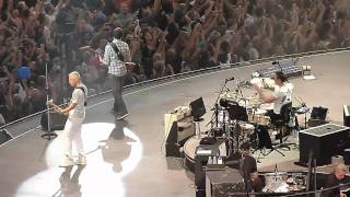 U2 - Space Oddity / Return Of The Stingray Guitar (2010-09-03 Athens) -MULTICAM DRAFT-