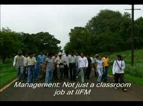 Life at IIFM
