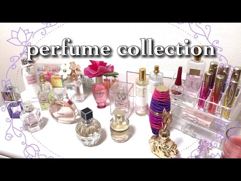 香水コレクション私の好きな香り/my perfume collection★