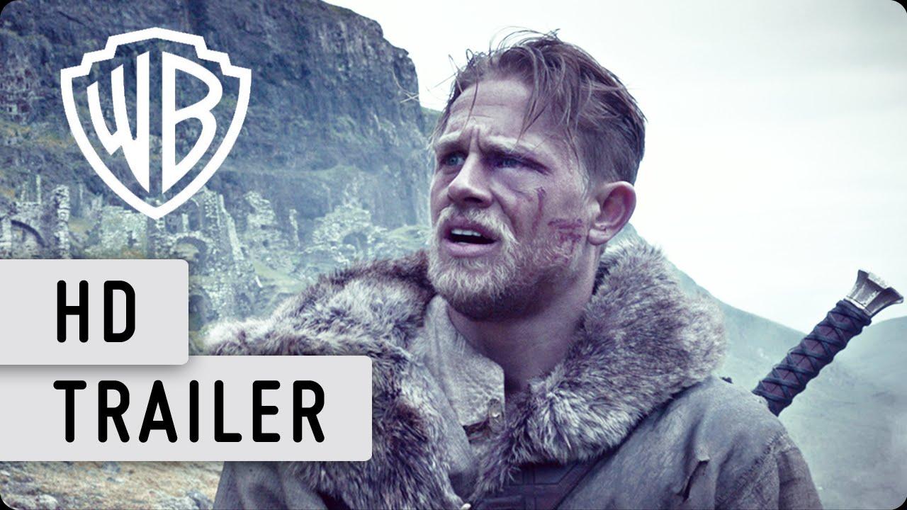 Download KING ARTHUR: LEGEND OF THE SWORD - OV mit dt. UT Comic-Con Trailer HD (2017)