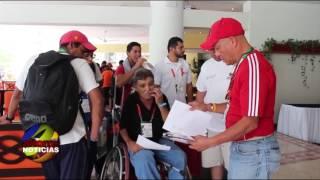 Deportistas De La Delegación Michoacana Listos Para Paralimpiada Nacional