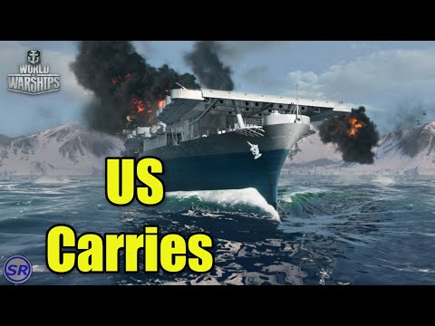 Tips and Tricks for the US Carriers!!! | World of Warships