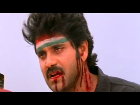 Azad Movie || Climax Action Scene || Nagarjuna, Soundarya, Shilpa Shetty