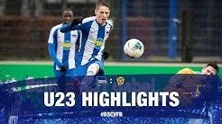 Highlights - VfB Auerbach - Regionalliga Nordost - 20. Spieltag - U23 - Hertha BSC