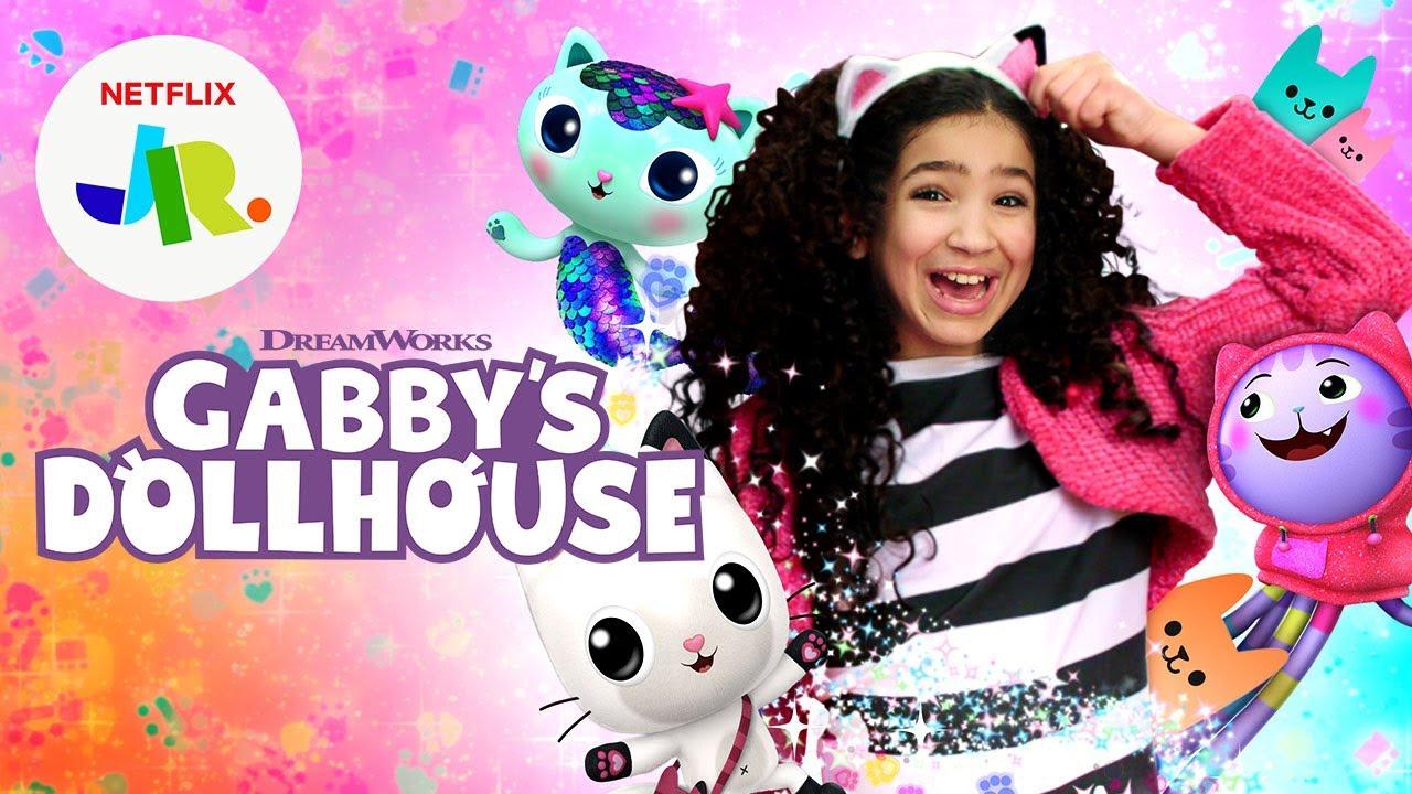 Gabby's Dollhouse Trailer | Netflix Jr - YouTube