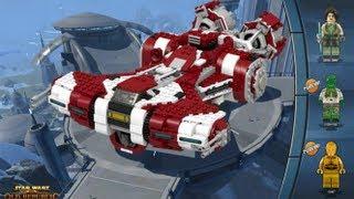 Lego Star Wars 2013 summer exclusive sets