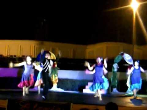 RUMBA FLAMENCA ALEXIS DANCE SCHOOL GUAYAQUIL ECUADOR