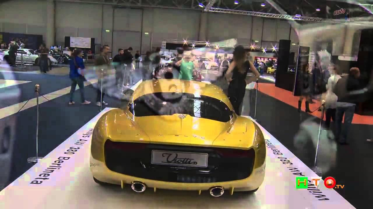 Supercar show 2015 2a edizione alla nuova fiera di roma for Fiera arredamento roma