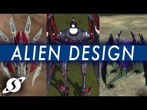 How to Design Alien Units | Strategy Visions Episode 4