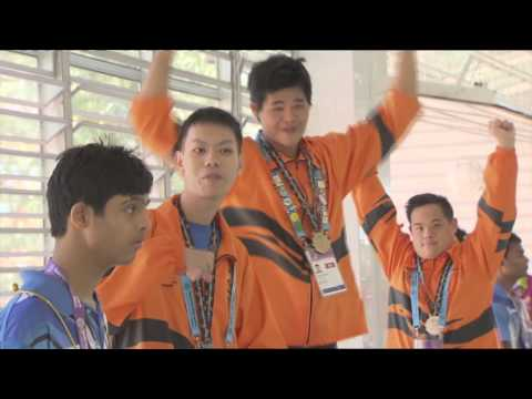 Special Olympics Asia Pacific Games Day 2 Highlights