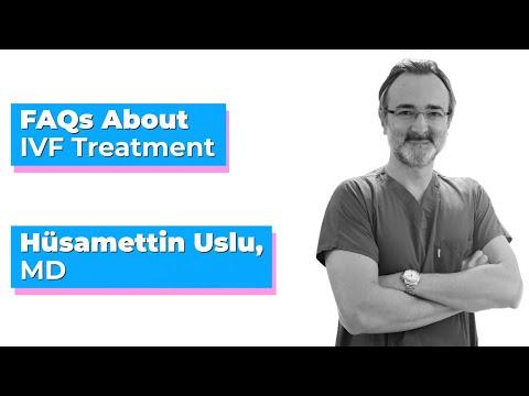 FAQs About IVF (Hüsamettin Uslu, MD)