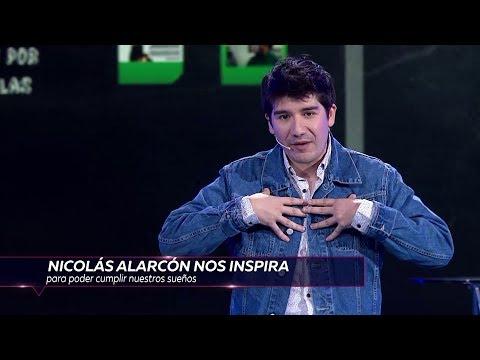 Nicolás Alarcón - Cómo Descubrir Lo Que Te Apasiona Y Cumplir Nuestros Sueños