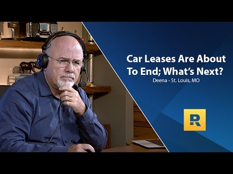 My Car Leases Are About To End - What's Next?