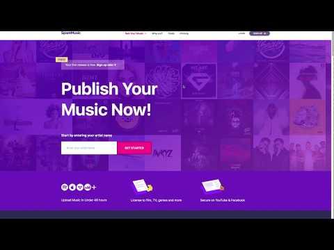 🖥️ 1 MINUTE HOW TO - Upload Music To Spotify, Deezer, Shazam, YouTubeMusic, Vevo, Tidal, +100's!