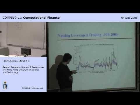 Lecture 24 - Money Management and the Kelly Criteria