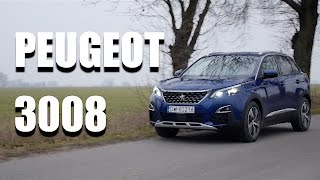 2017 Peugeot 3008 (ENG) - First Test Drive and Review