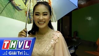 THVL | Lương Bích Hữu đội mưa đến phim trường Ca sĩ giấu mặt