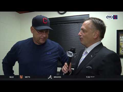 Terry Francona says Cleveland Indians trip to Puerto Rico was good for baseball