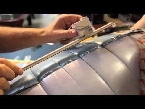 Flying Fish/shark Assembly Video
