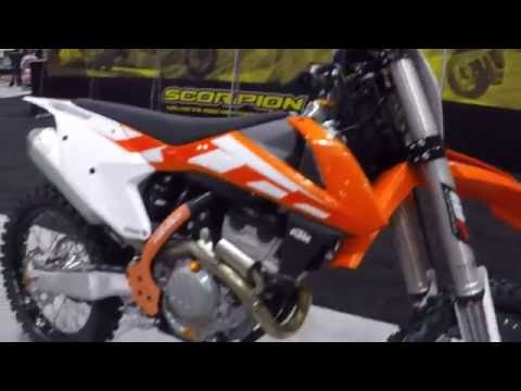 KTM 250 SX 2017-AIME Motorcycle Expo