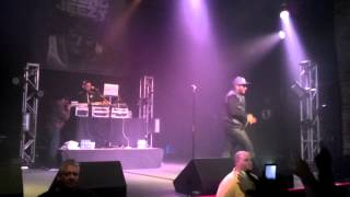 Young Jeezy Hustlerz Ambition Tour - Standing Ovation/Bottom of the Map