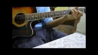 Dgyta Kerna Ku Sayang Kamu Acoustic Cover with Solo
