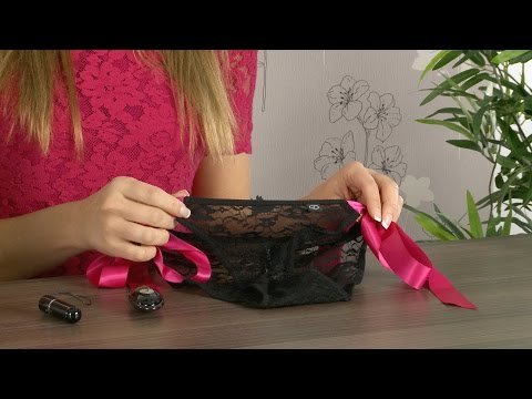 These Panties Have a Secret. Can You Guess What it is? | Public Teasing
