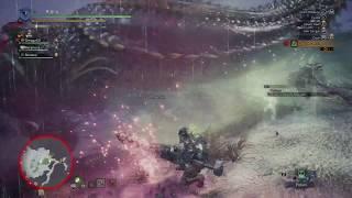 Deviljho Armor vs Deviljho Great Sword Gameplay | Monster Hunter World PS4 PRO