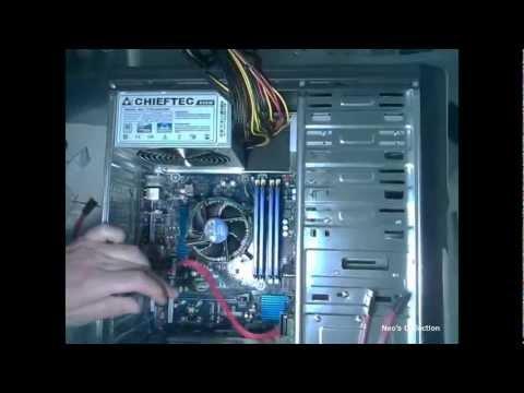видео: Как самому собрать компьютер на базе intel i7 ч.2 | how to assemble pc intel i7
