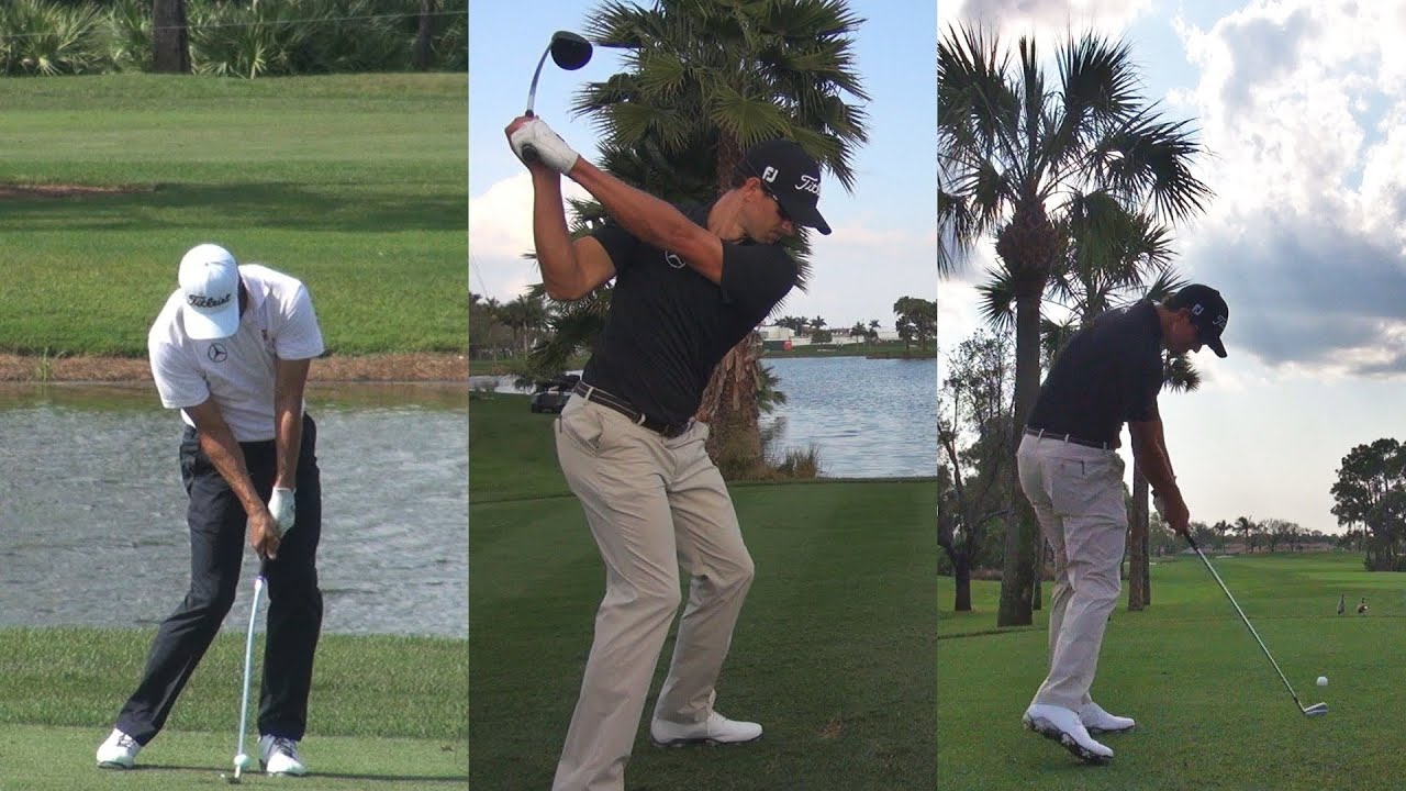 2014 Honda Classic Pro Am Golf Swing: 2014 SWING FOOTAGE PGA NATIONAL GOLF COURSE