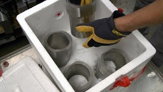 Quick Tech: Using Dry Ice When Inserting Cylinder Sleeves