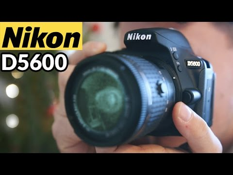 Nikon D5600 Review! (vs D3400, D5500, D7200, T6s, 80D)