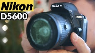 Nikon D5600 Review! (vs D3400, D5500, D7200, T6s, 80D)