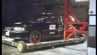 Volvo S80 crash test III.