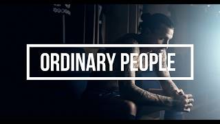 Bugzy Malone - Ordinary people (feat. JP Cooper) [letras/lyrics]