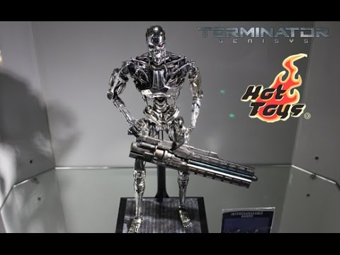 First Look ! Hot Toys -Terminator Genisys 1/6th ...
