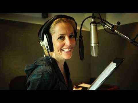 Making of English dub for Ronja the Robbers Daughter HD