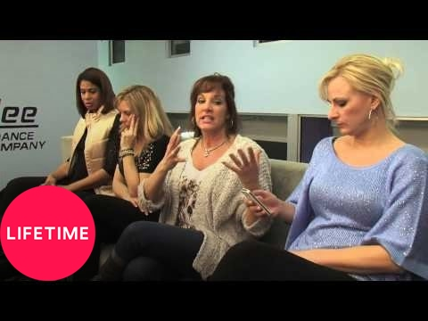 Dance Moms Christi And Kelly Fight S3 Lifetime Youtube