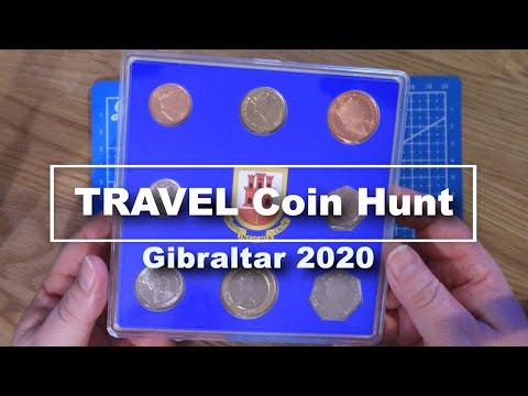 Gibraltar Coin Hunting 3-Part 2 - Travel Studio