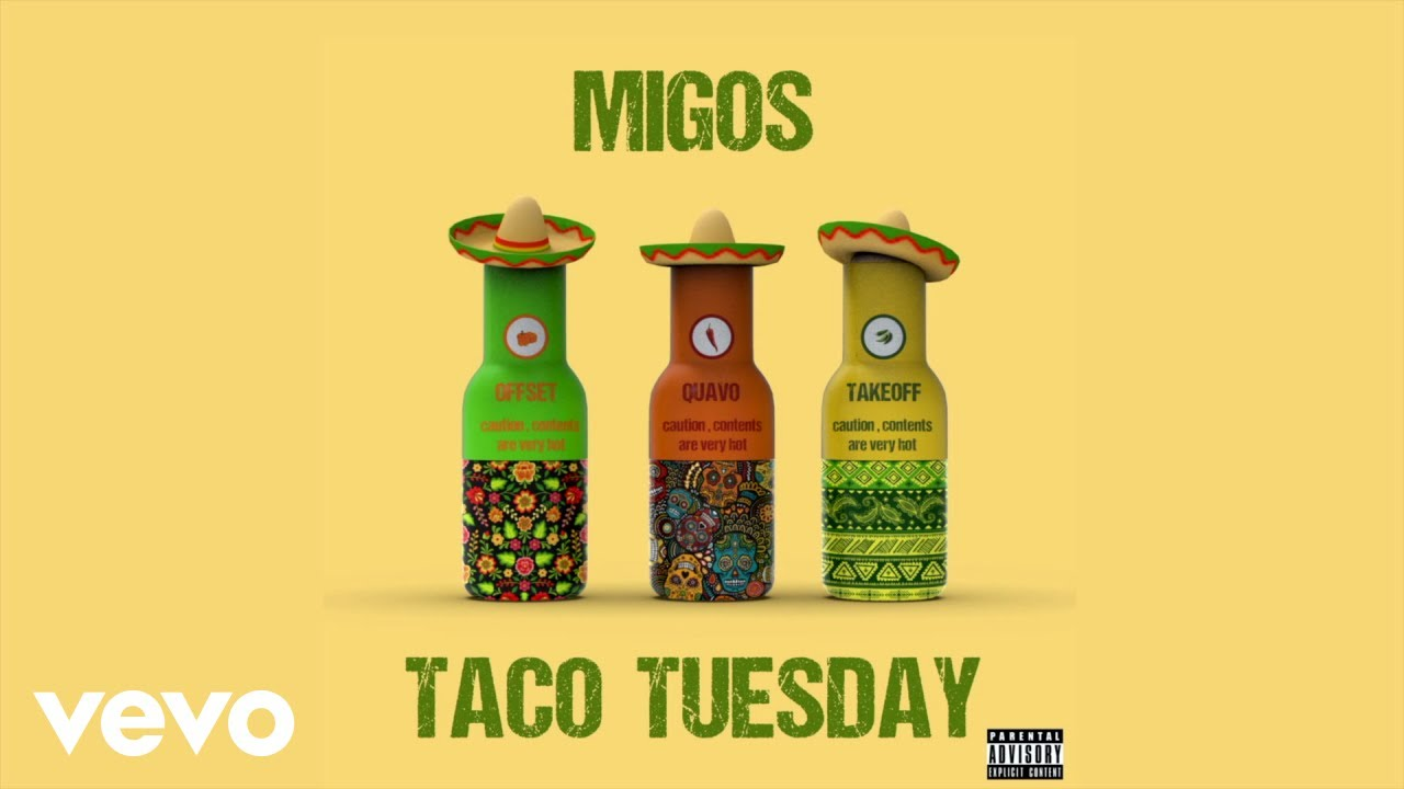 Migos - Taco Tuesday (Lyric Video)