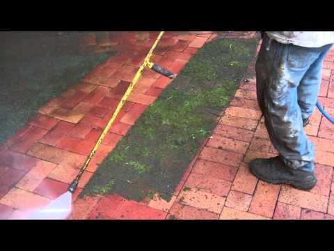 Hawthorne Brick Pressure Cleaning - Westchester Power Washing - (914) 788-9274