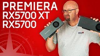 PREMIERA  RX 5700 / RX 5700 XT  - WARTO BYŁO CZEKAĆ!
