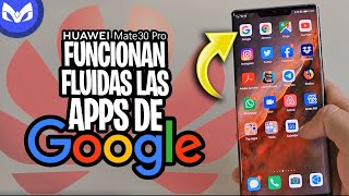 HUAWEI MATE 30 Pro + 100 Apps Y Google Service NORMALITO
