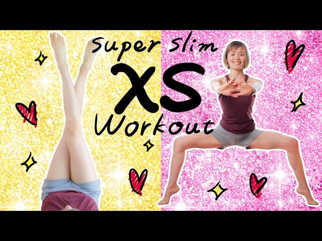 【XL→XS】100%太ももやせ!2週間で徹底的に細〜くスラッと真っすぐ足!
