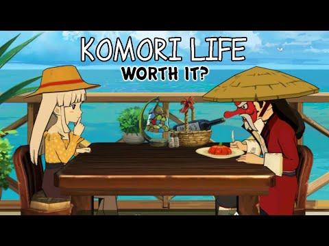 Game Komori Life